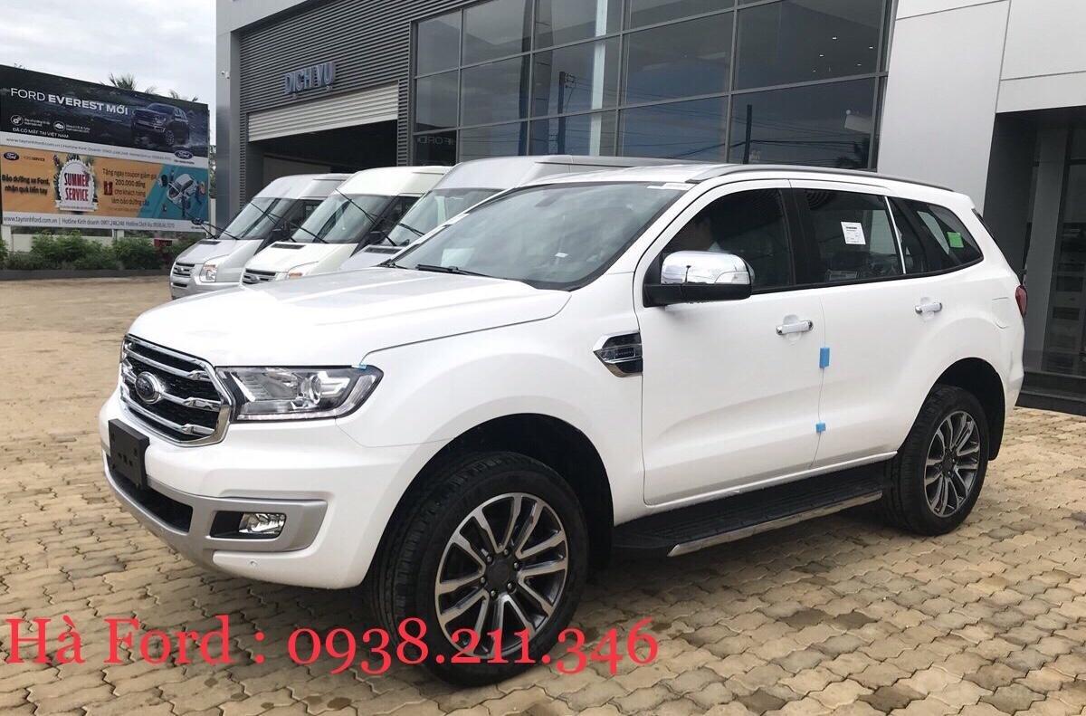 Bán Ford Everest 2019, giá cạnh tranh kèm thêm gói khuyến mãi ưu đãi-0