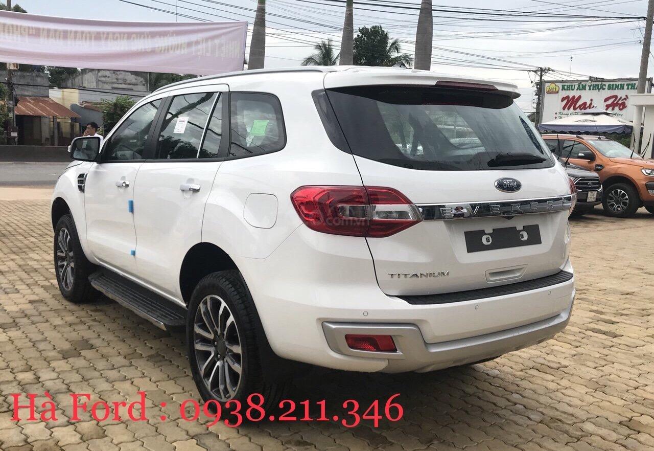 Ford Everest 2019, giá cạnh tranh kèm thêm gói khuyến mãi ưu đãi-1