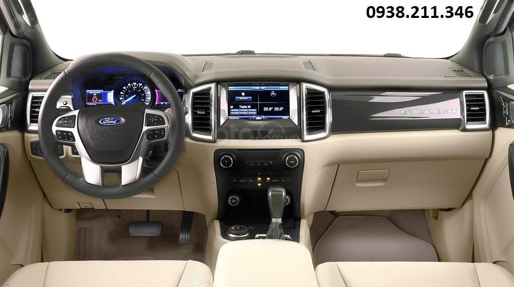Ford Everest 2019, giá cạnh tranh kèm thêm gói khuyến mãi ưu đãi-3