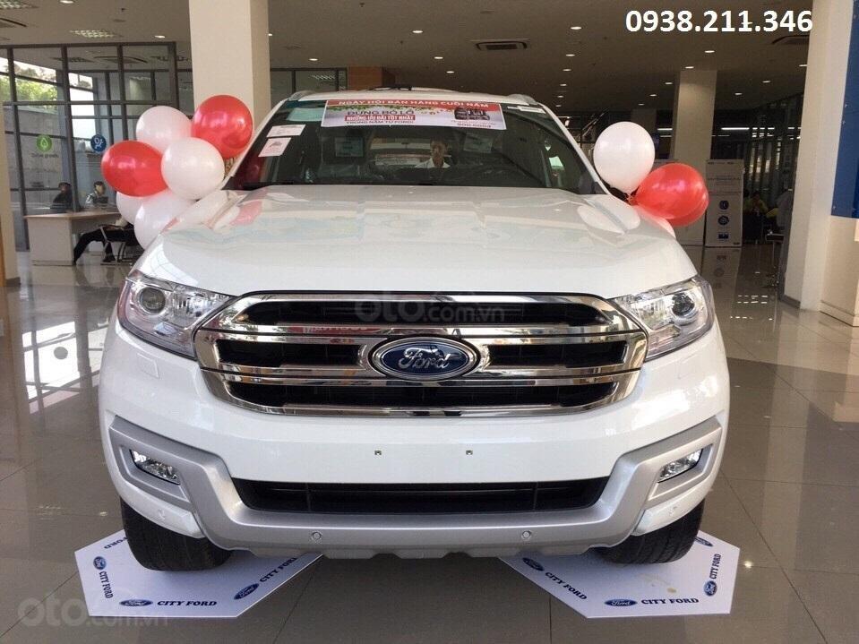 Ford Everest 2019, giá cạnh tranh kèm thêm gói khuyến mãi ưu đãi-4