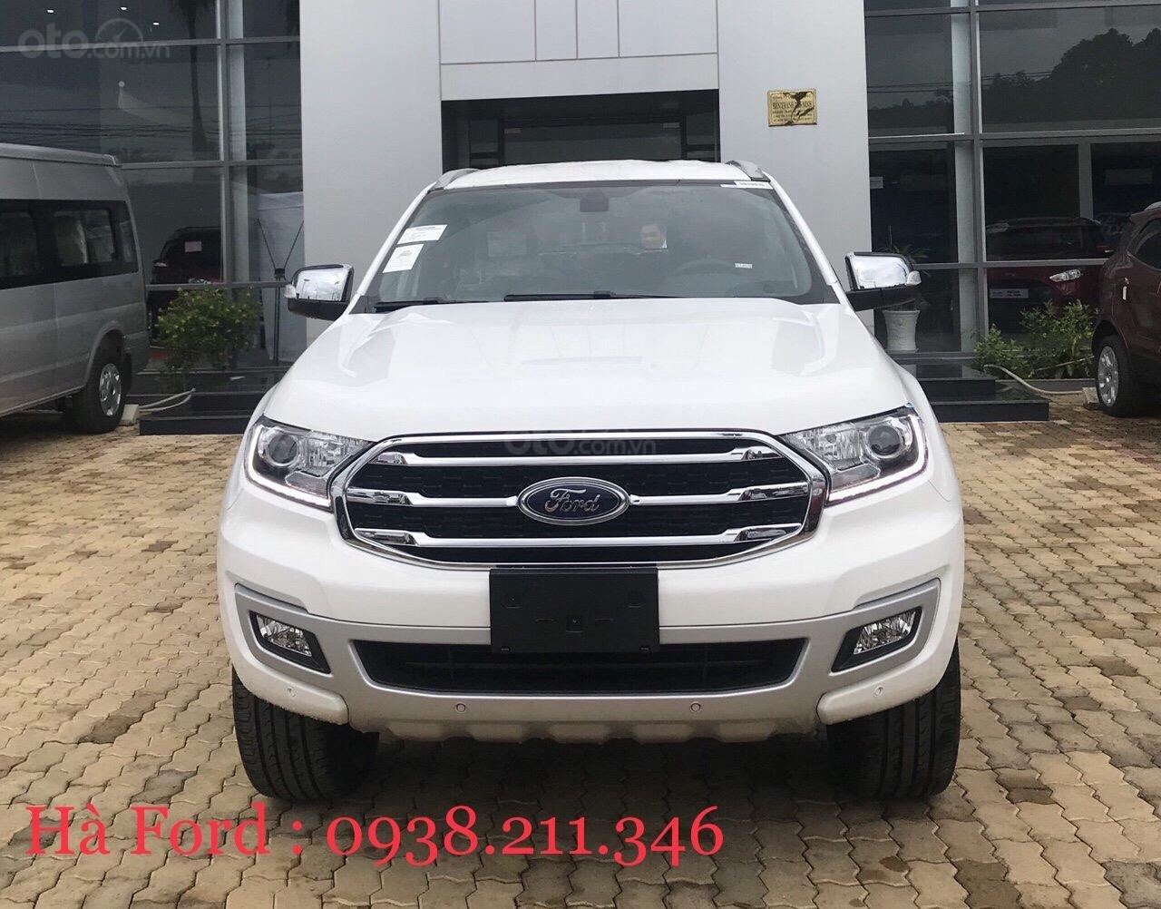 Bán Ford Everest 2019, giá cạnh tranh kèm thêm gói khuyến mãi ưu đãi-7
