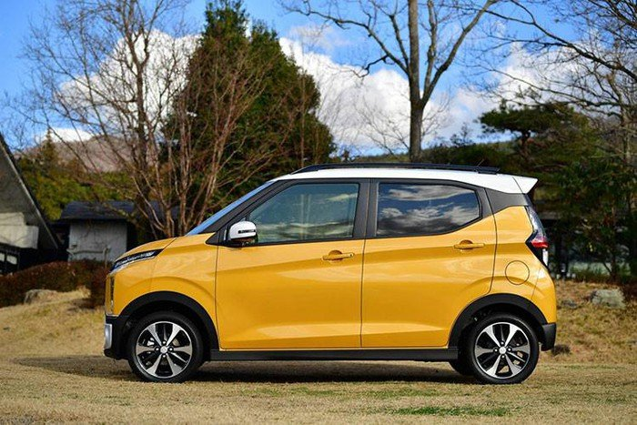 Mitsubishi eK X 2019 giá rẻ trình làng tại Nhật Bản, liệu có về Việt Nam?8aa
