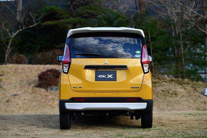 Mitsubishi eK X 2019 giá rẻ trình làng tại Nhật Bản, liệu có về Việt Nam?34aa
