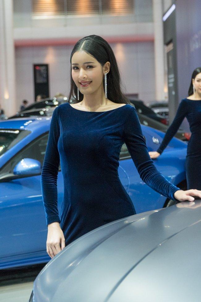 Không chỉ xe, Bangkok Motorshow 2019 còn thu hút khách bởi dàn gái xinh 2aa