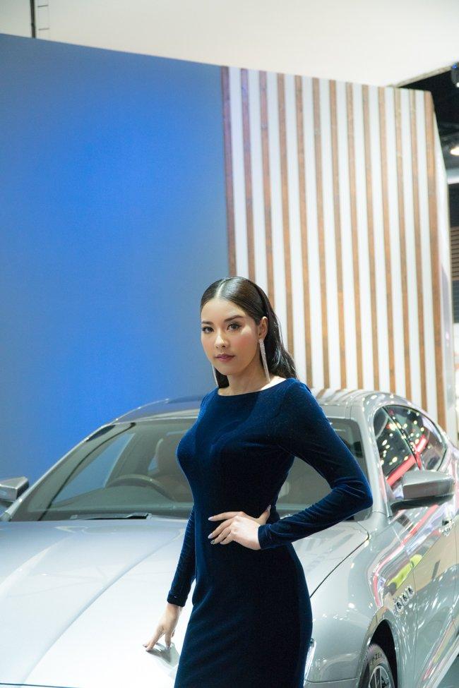 Không chỉ xe, Bangkok Motorshow 2019 còn thu hút khách bởi dàn gái xinh 3aa