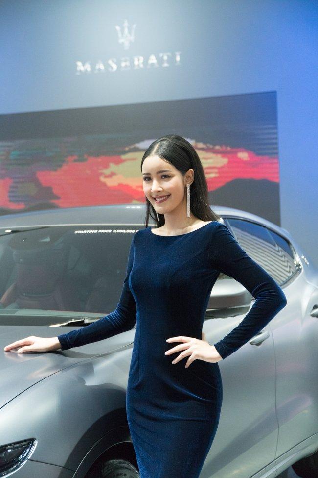 Không chỉ xe, Bangkok Motorshow 2019 còn thu hút khách bởi dàn gái xinh 4aaa