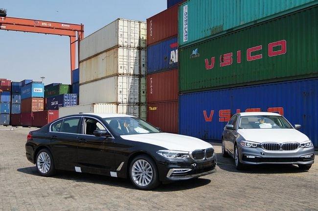 Đánh giá xe BMW 5-Series 2019 - Ảnh 1.