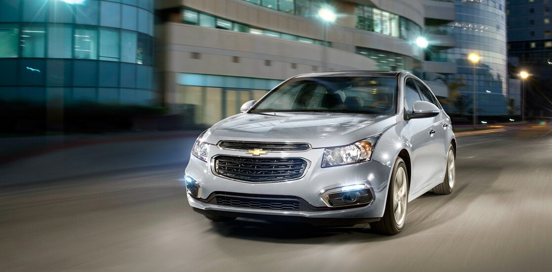 Đánh giá xe Chevrolet Cruze