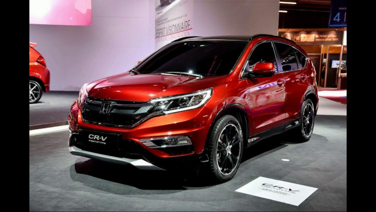 Đánh giá xe Honda CRV