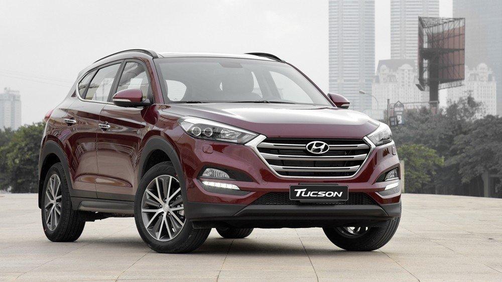 Đánh giá xe Hyundai Tucson