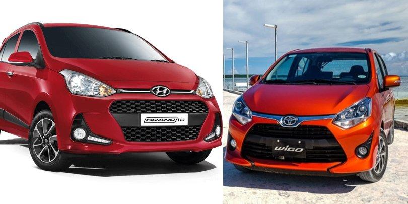 Mua ô tô mới giá dưới 500 triệu: Chọn Hyundai Grand i10 hay Toyota Wigo? a2