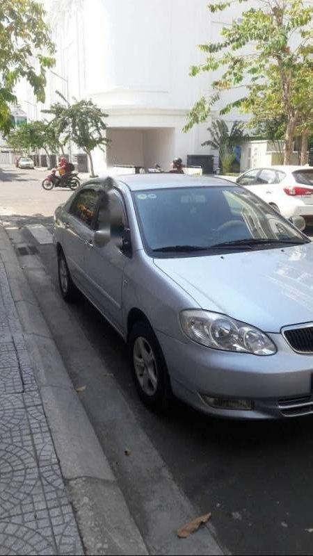 Bán ô tô Toyota Corolla altis 1.8 2002, màu bạc, xe nhập, xe gia đình (1)