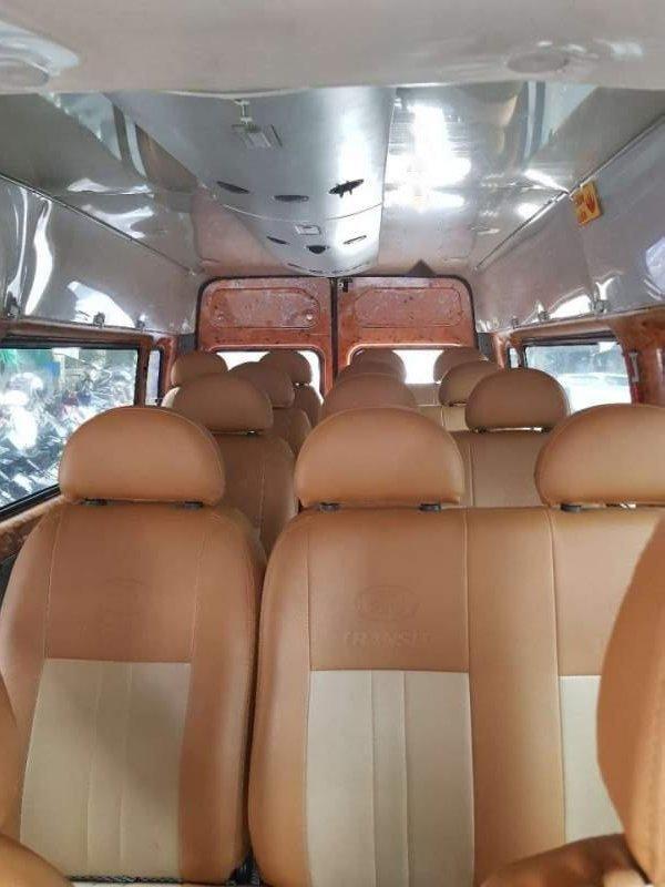 Bán Ford Transit 2011, màu trắng, giá tốt-3