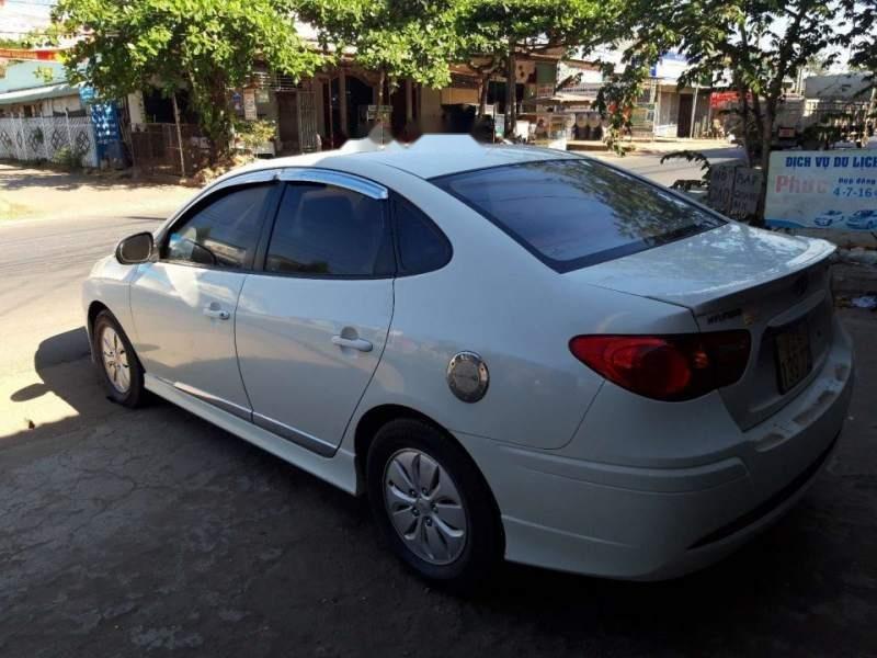 Bán Hyundai Avante 2012, màu trắng-1