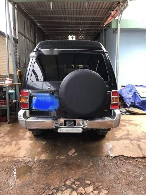 Cần bán Mitsubishi Pajero sản xuất 2003, hai cầu, máy xăng (3)