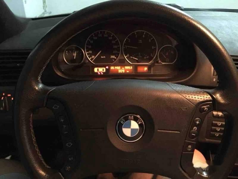 Bán xe BMW 3 Series 2005, màu đen, nhập khẩu nguyên chiếc (2)