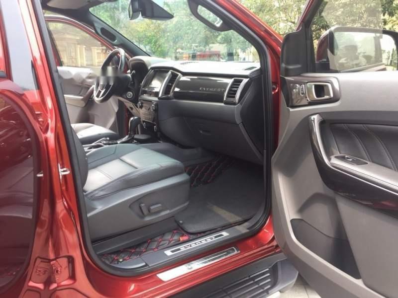 Bán Ford Everest sản xuất 2016, màu đỏ, nhập khẩu (3)