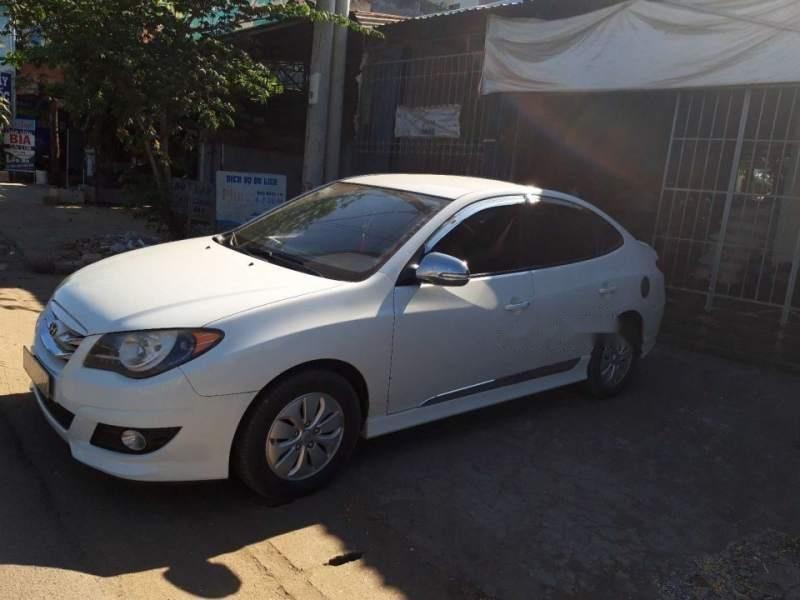 Bán Hyundai Avante 2012, màu trắng-0