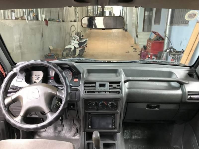 Cần bán Mitsubishi Pajero sản xuất 2003, hai cầu, máy xăng (4)