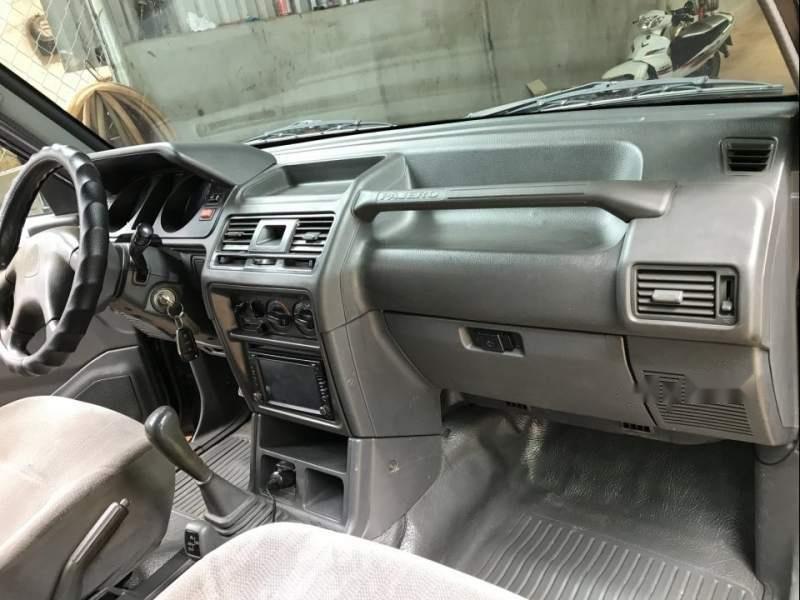 Cần bán Mitsubishi Pajero sản xuất 2003, hai cầu, máy xăng (5)