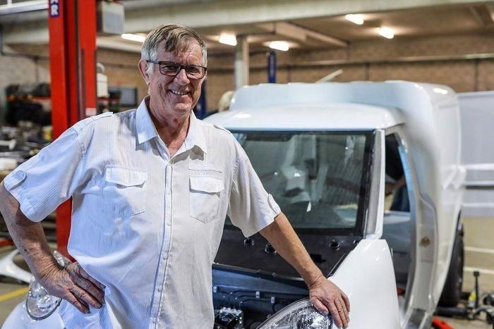 Úc xuất xưởng chiếc xe điện đầu tiên.