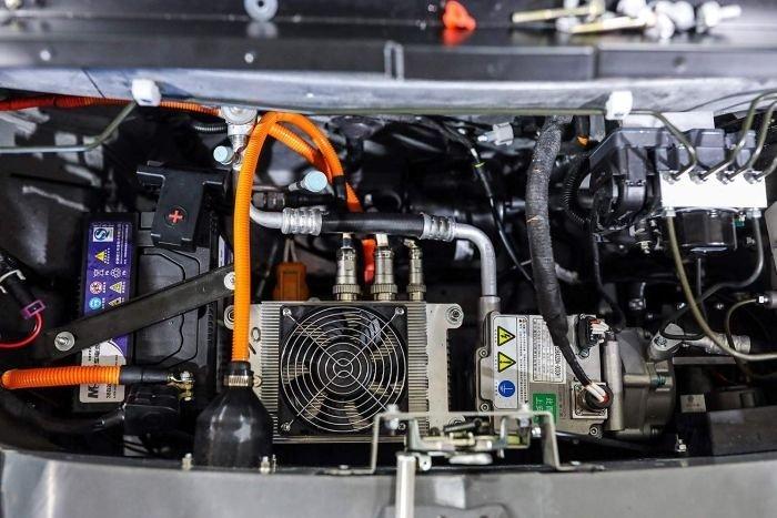 Úc xuất xưởng chiếc xe điện đầu tiên 4