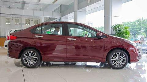 So sánh Honda City 2019 và Kia Cerato 2019 về thân xe 3