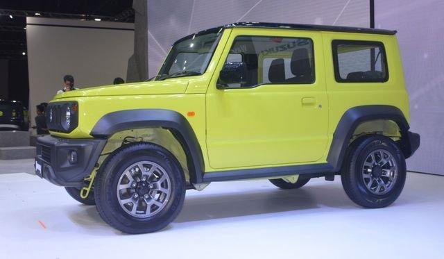 Suzuki Jimny trình làng tại Thái Lan, giá hơn 900 triệu đồng 4