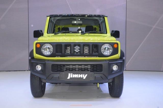 Suzuki Jimny trình làng tại Thái Lan, giá hơn 900 triệu đồng 3
