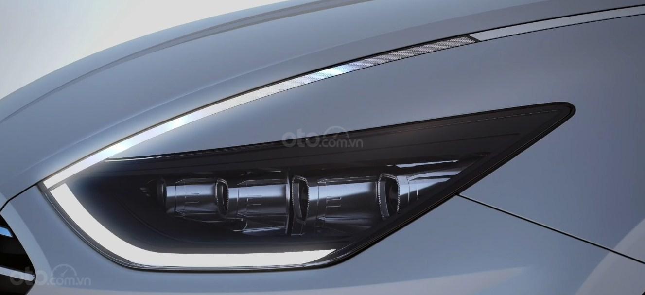 Đèn chạy ngày độc đáo trên Hyundai Sonata 2020 - 1