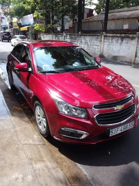 Cần bán lại xe Chevrolet Cruze năm 2017, nhập khẩu nguyên chiếc xe gia đình, 480 triệu-0