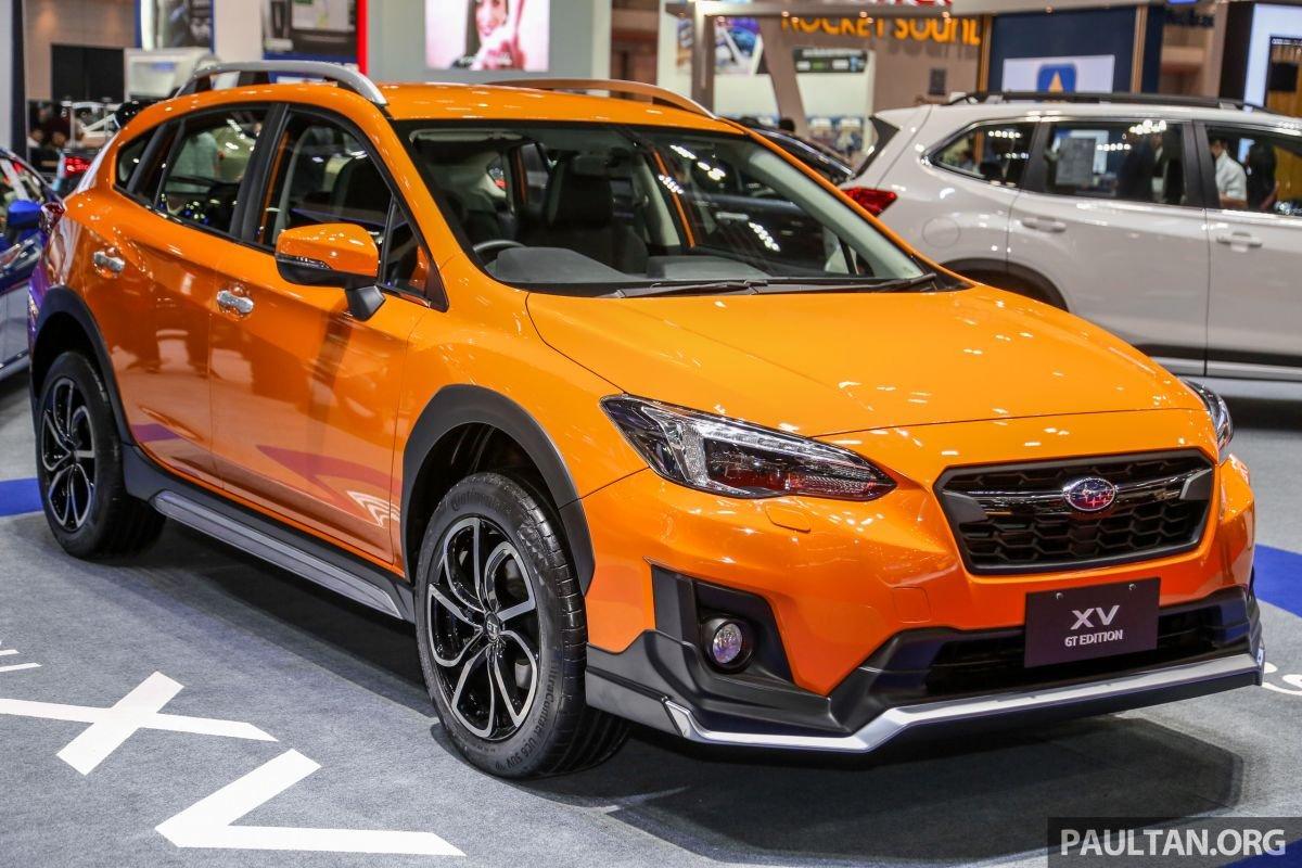 Subaru XV 2019 tung phiên bản GT Edition, đắt hơn 70 triệu đồng.