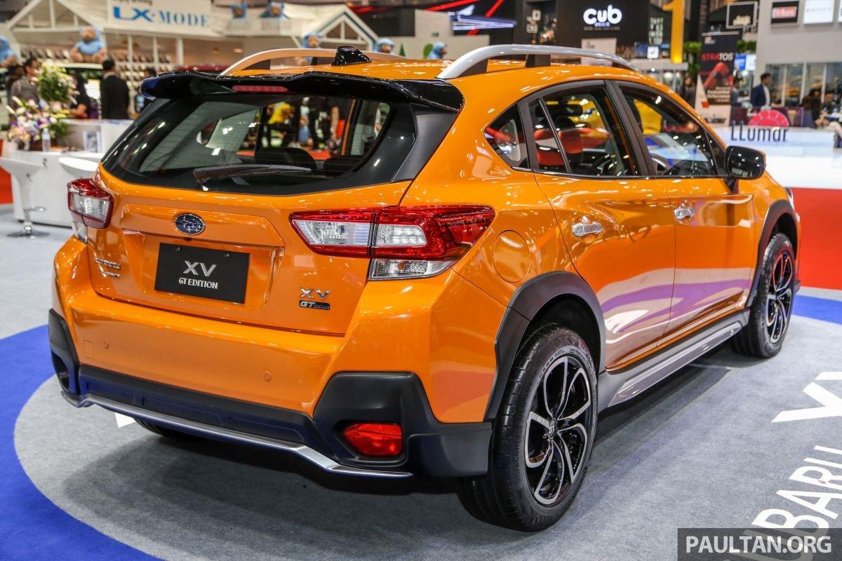 Subaru XV 2019 tung phiên bản GT Edition, đắt hơn 70 triệu đồng 8