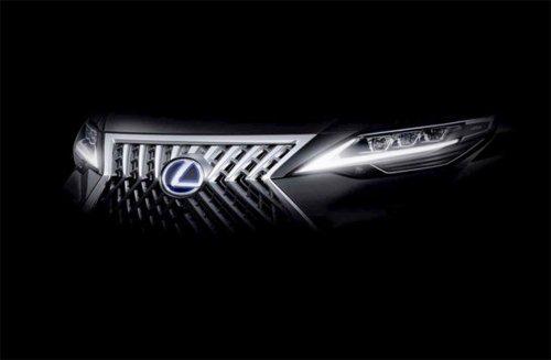 Lexus sắp sản xuất MPV giống Toyota Alphard?.