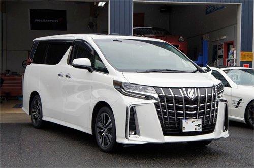 Lexus sắp sản xuất MPV giống Toyota Alphard? 5