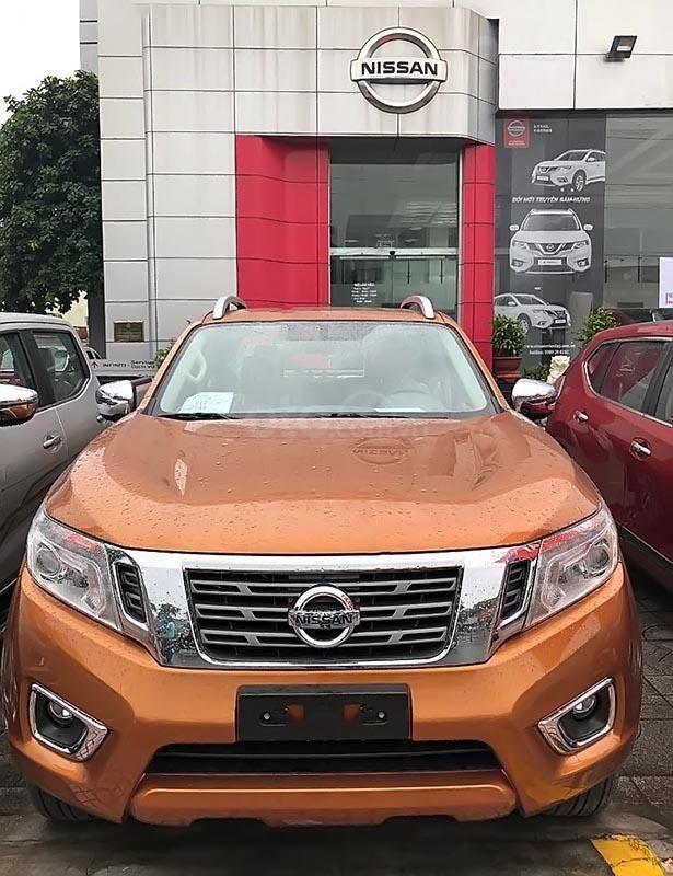 Cần bán Nissan Navara VL đời 2019, nhập khẩu, giá tốt-0