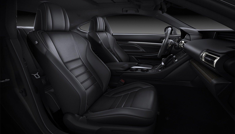 Có giá bán 3,27 tỷ đồng, Lexus RC Coupe 2019 có gì khác biệt so với phiên bản cũ a8