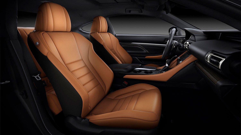 Có giá bán 3,27 tỷ đồng, Lexus RC Coupe 2019 có gì khác biệt so với phiên bản cũ a7
