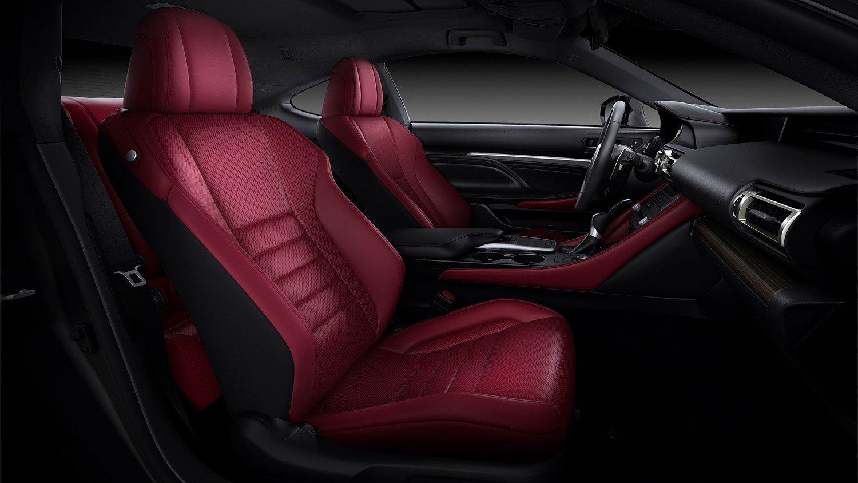 Có giá bán 3,27 tỷ đồng, Lexus RC Coupe 2019 có gì khác biệt so với phiên bản cũ a5