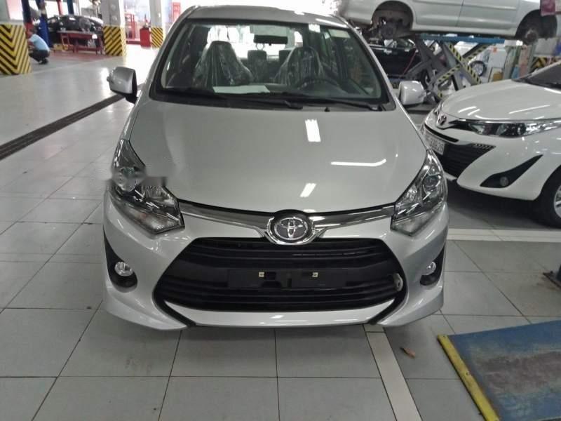 Cần bán xe Toyota Wigo đời 2019, xe nhập, giá tốt (1)