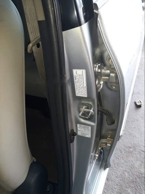 Bán Toyota Vios sản xuất năm 2008, màu bạc-3