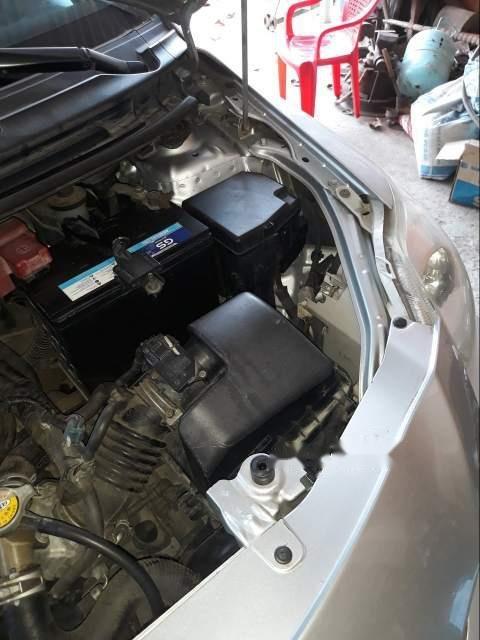 Bán Toyota Vios sản xuất năm 2008, màu bạc-4