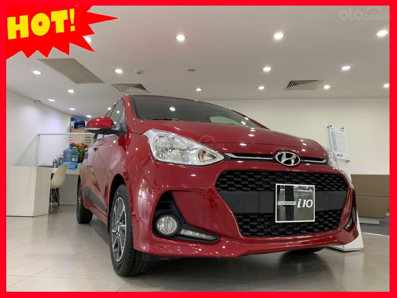 Bán Hyundai Grand I10 bán đúng giá - nhiều quà - hỗ trợ vay linh hoạt - hỗ trợ vào Grab nhanh (1)