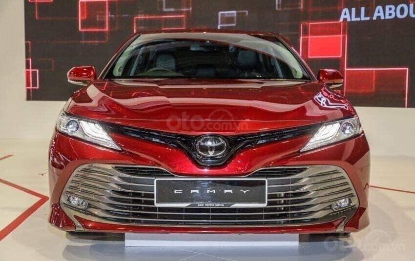 Toyota Camry 2.5Q thế hệ mới nhập khẩu nguyên chiếc, nhận đặt hàng giao xe sớm-0