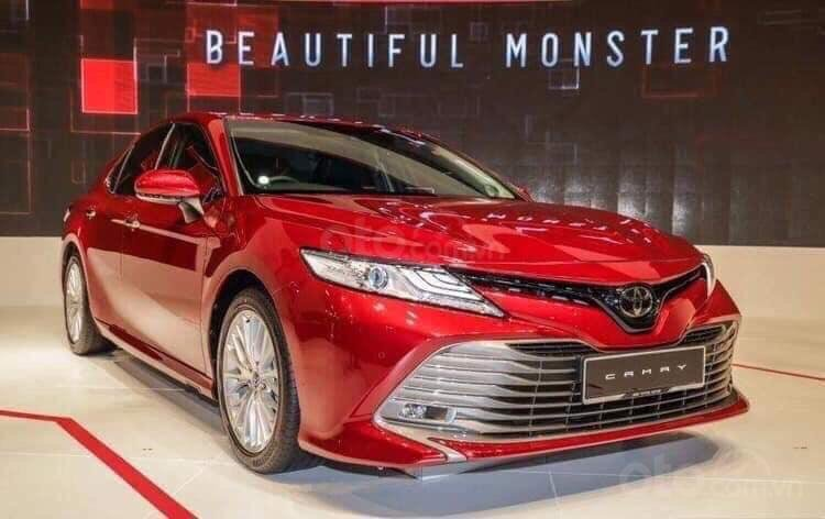 Toyota Camry 2.5Q thế hệ mới nhập khẩu nguyên chiếc, nhận đặt hàng giao xe sớm-1