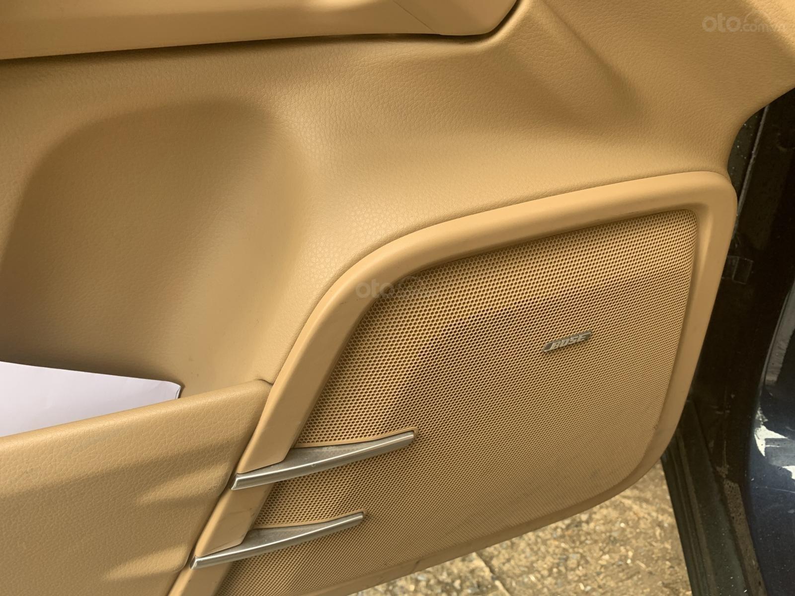 Cần bán gấp Porsche Cayenne S đời 2012, màu xanh lam, nhập khẩu nguyên chiếc số tự động-4