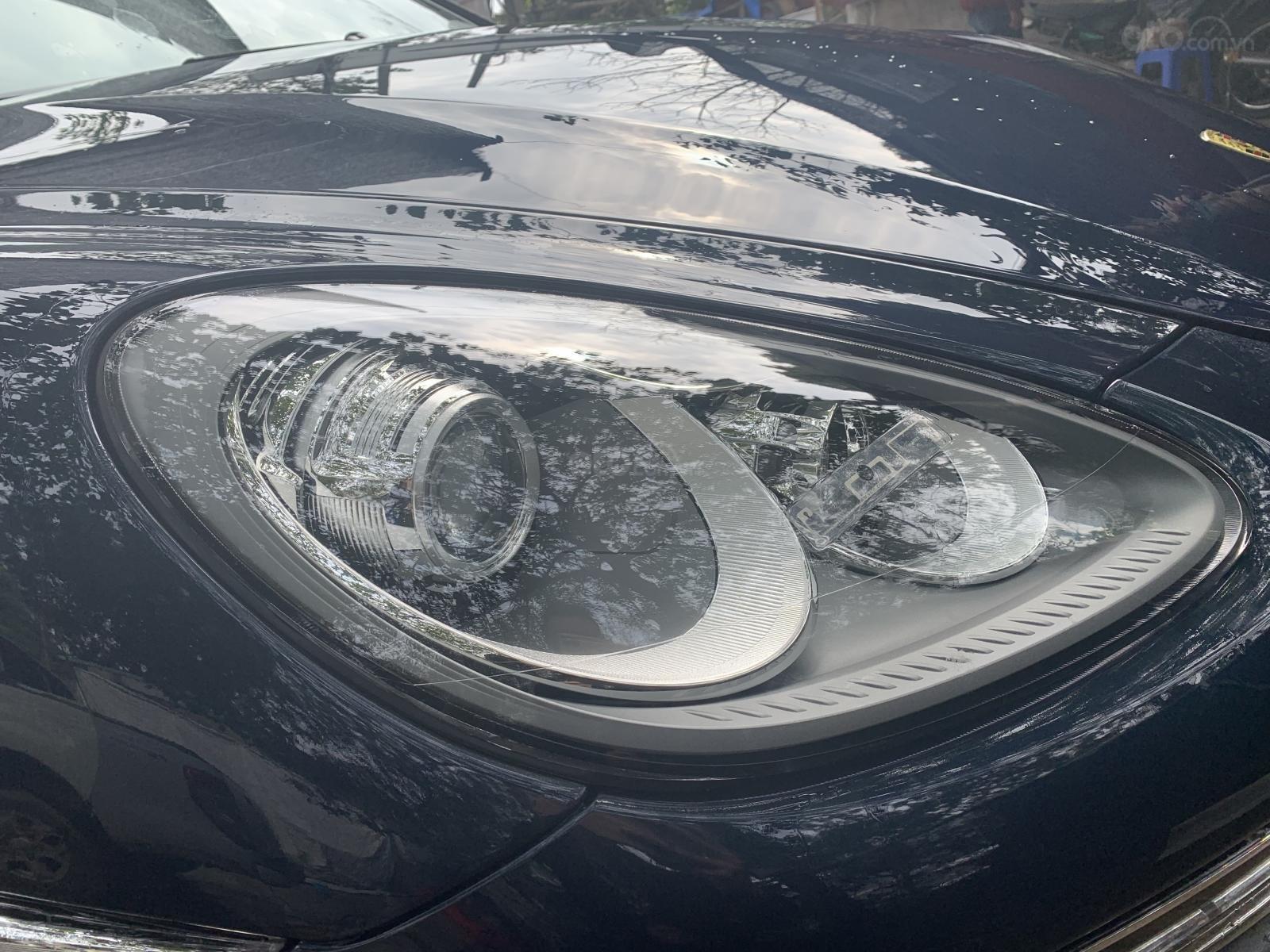 Cần bán gấp Porsche Cayenne S đời 2012, màu xanh lam, nhập khẩu nguyên chiếc số tự động-6