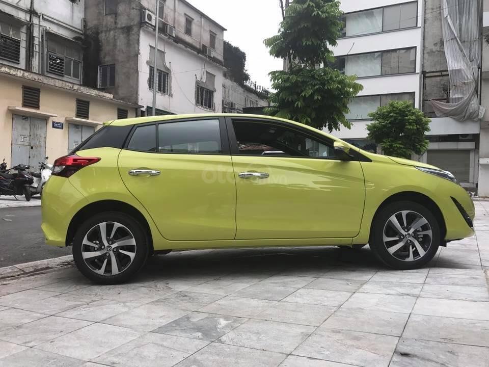 Toyota Yaris 1.5G CVT đời 2019, giá cực tốt, hỗ trợ trả góp 85%-1