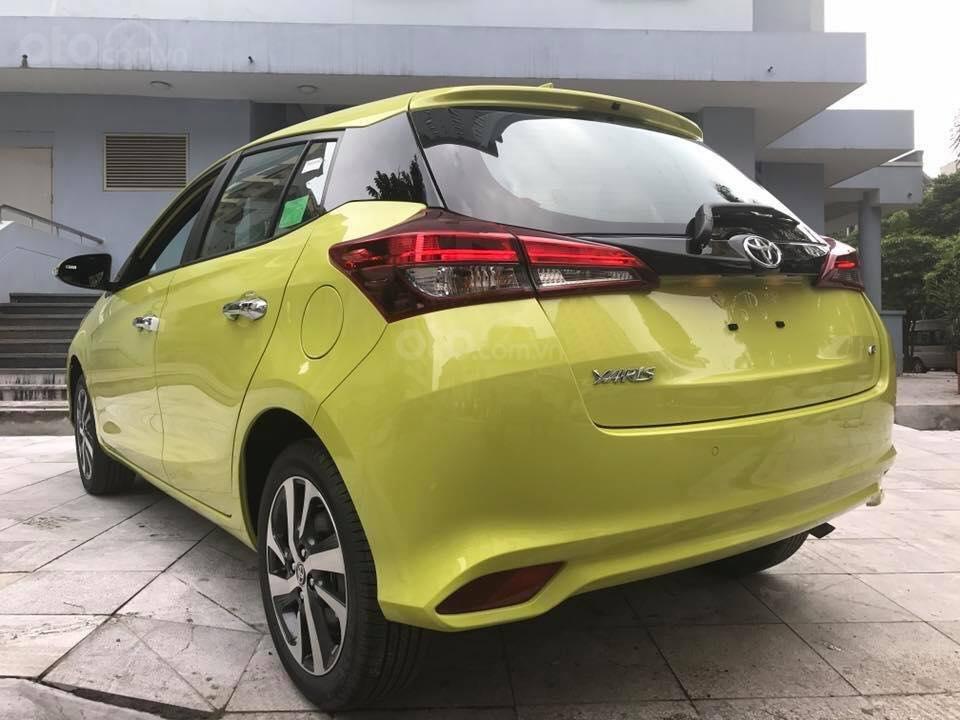 Toyota Yaris 1.5G CVT đời 2019, giá cực tốt, hỗ trợ trả góp 85%-2