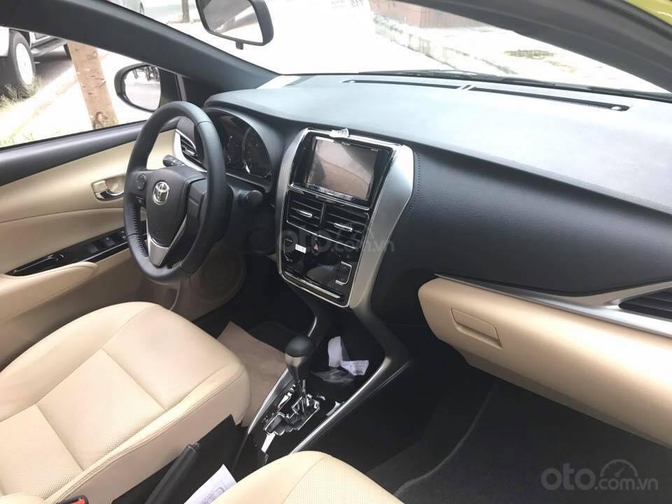 Toyota Yaris 1.5G CVT đời 2019, giá cực tốt, hỗ trợ trả góp 85%-3